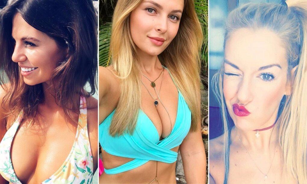 Deze 3 sexy stewardessen zijn het ideale remedie tegen vliegast
