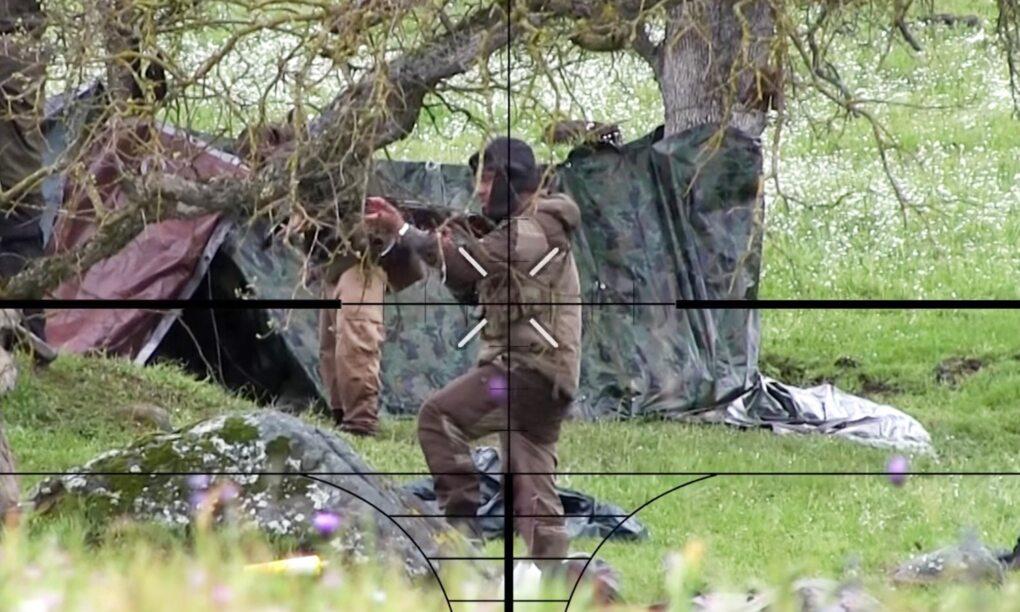 Twee Airsoft Snipers slopen compleet team