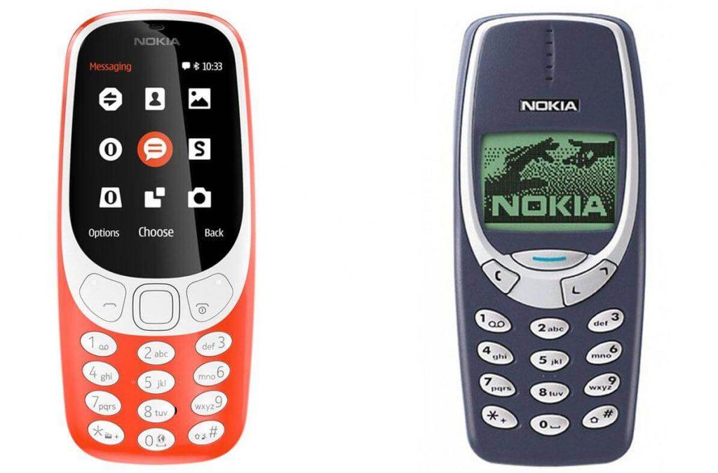 Nokia 3310 met 4G en ondersteuning voor WhatsApp 01
