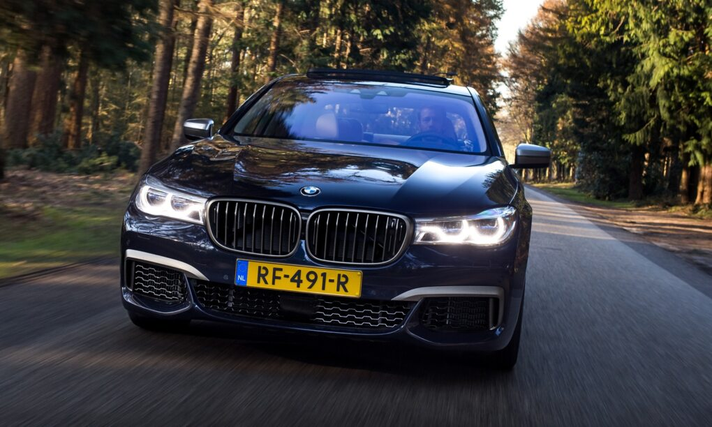Driven BMW M760Li xDrive thumb