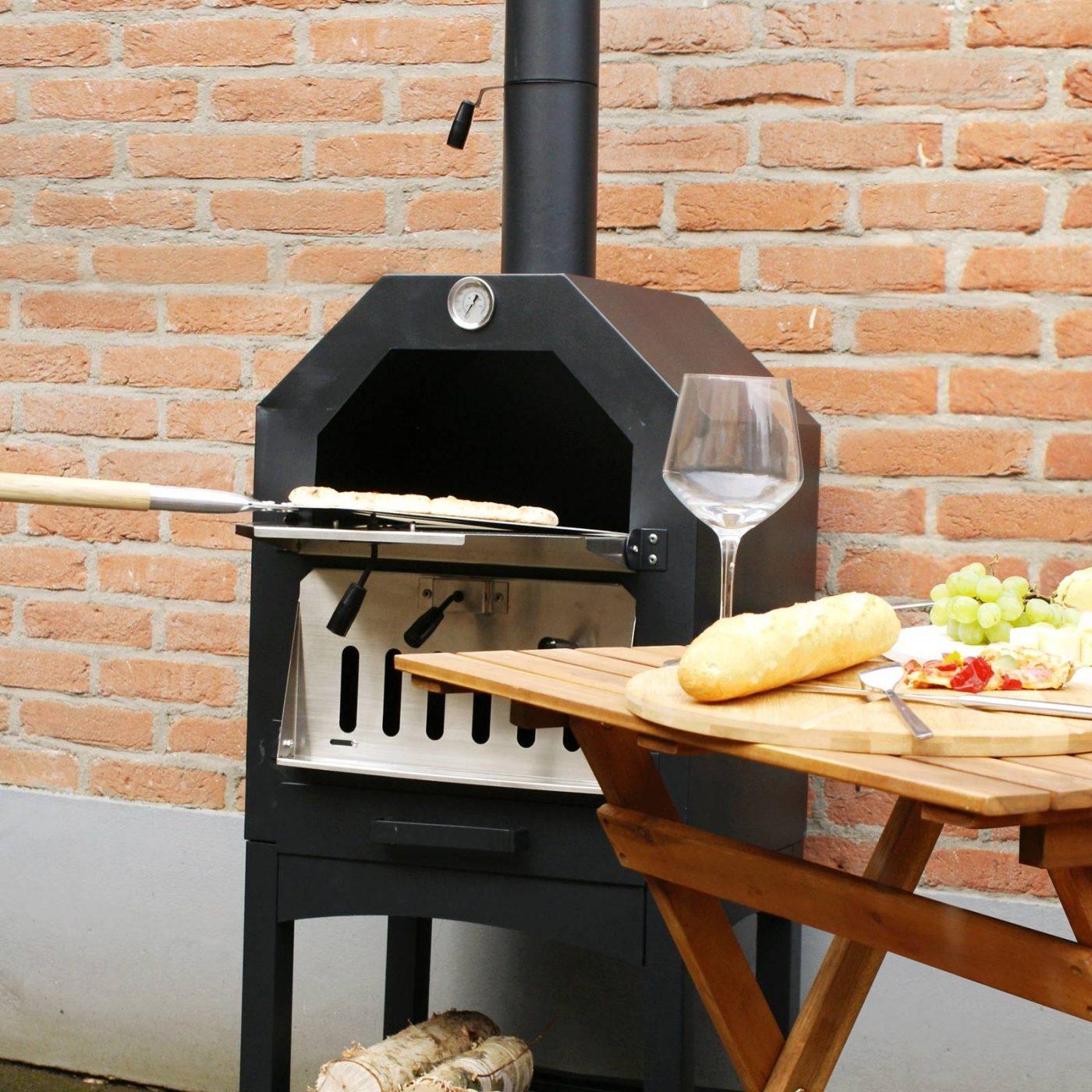 Aldi slaat terug met betaalbare pizza oven voor in de tuin 02