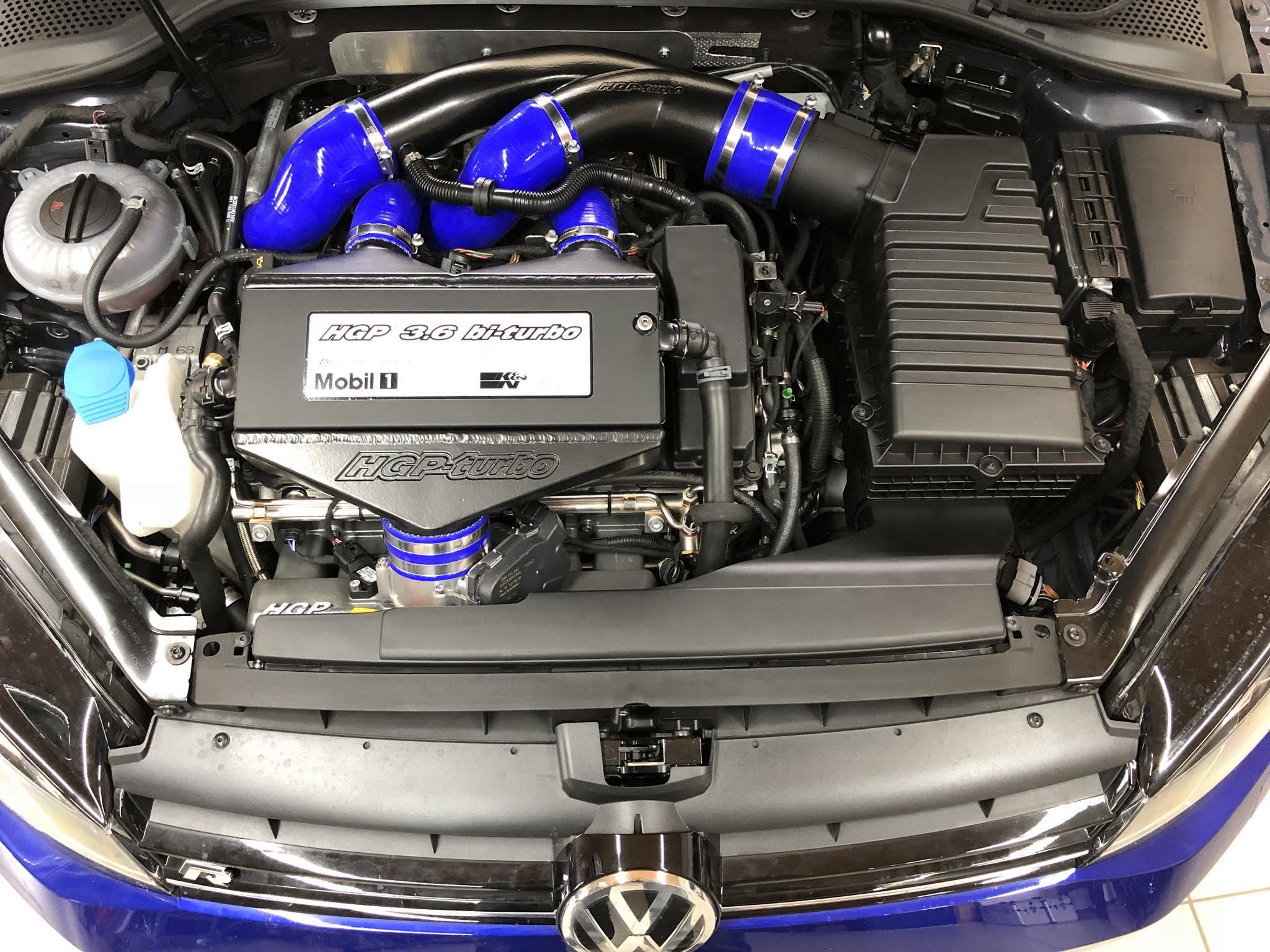 Duitsers tunen Volkswagen Golf R7 naar 740 pk 03