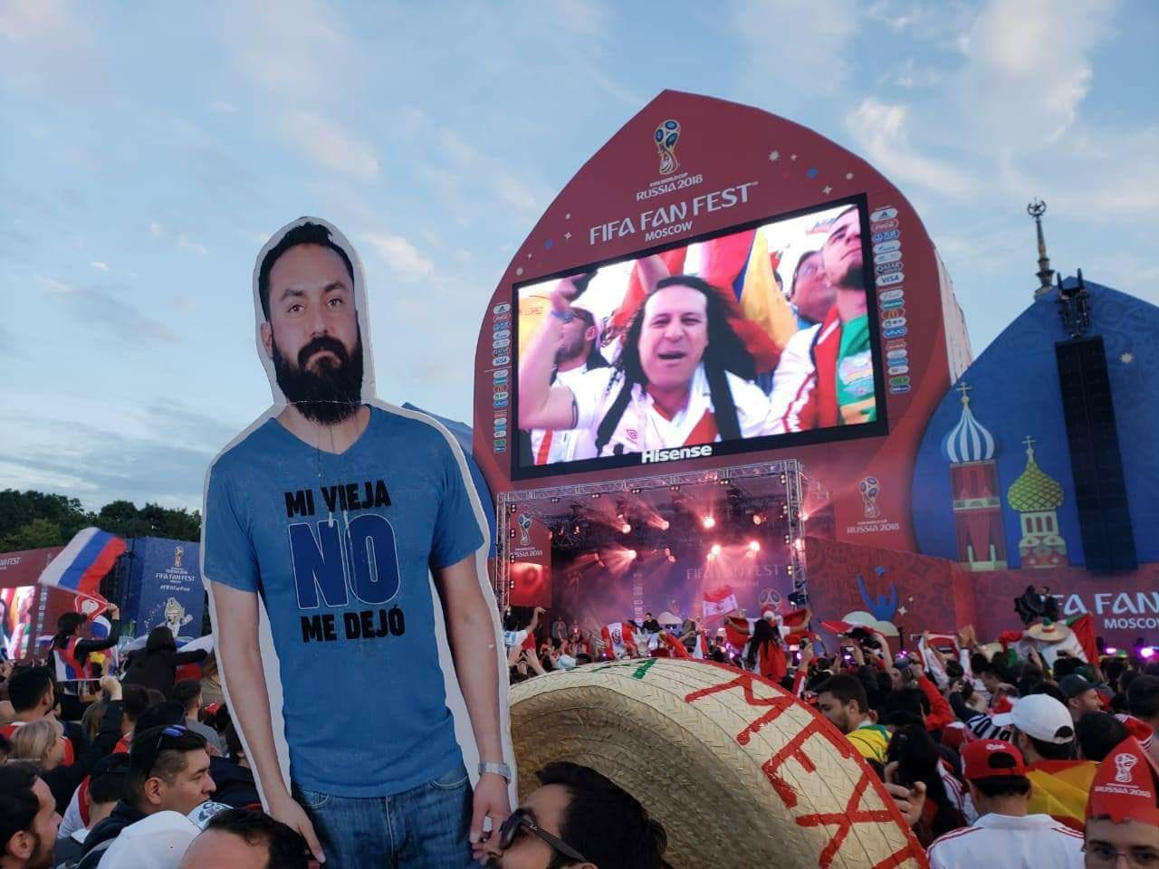 Mexicaan mag van vrouw niet naar WK vriendengroep verzint iets briljants 02