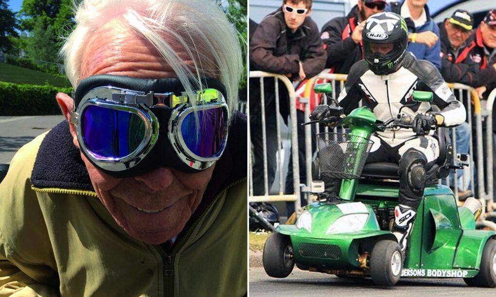 Vandaag is het NK Scootmobiel op Circuit Zandvoort