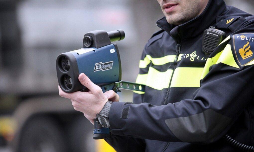 Politie voert actie geen boetes voor snelheidsovertreders