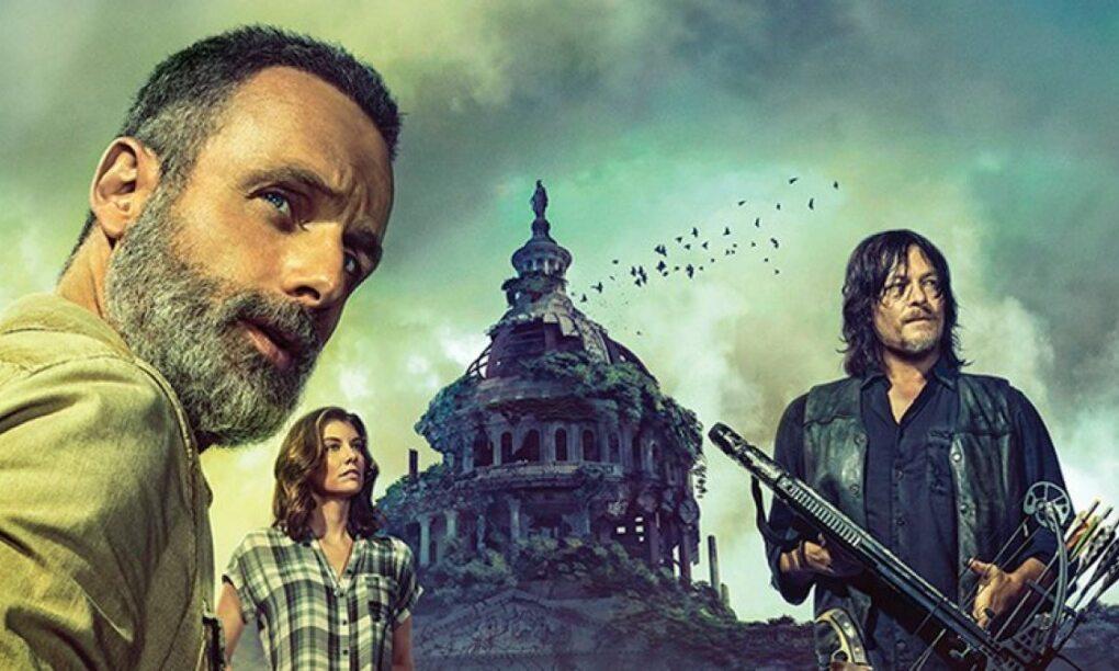 The Walking Dead fans opgelet Trailer seizoen 9 belooft weer goeds