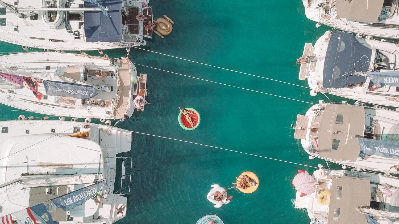Vakantietip nodig Yacht Week Croatia is een week lang varen en feesten 01