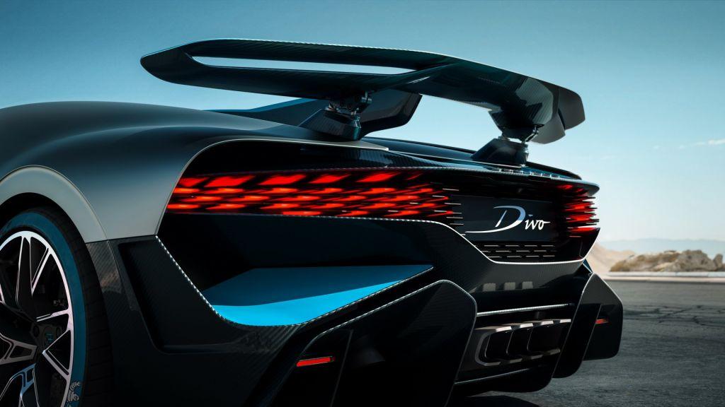 Bugatti Divo 06