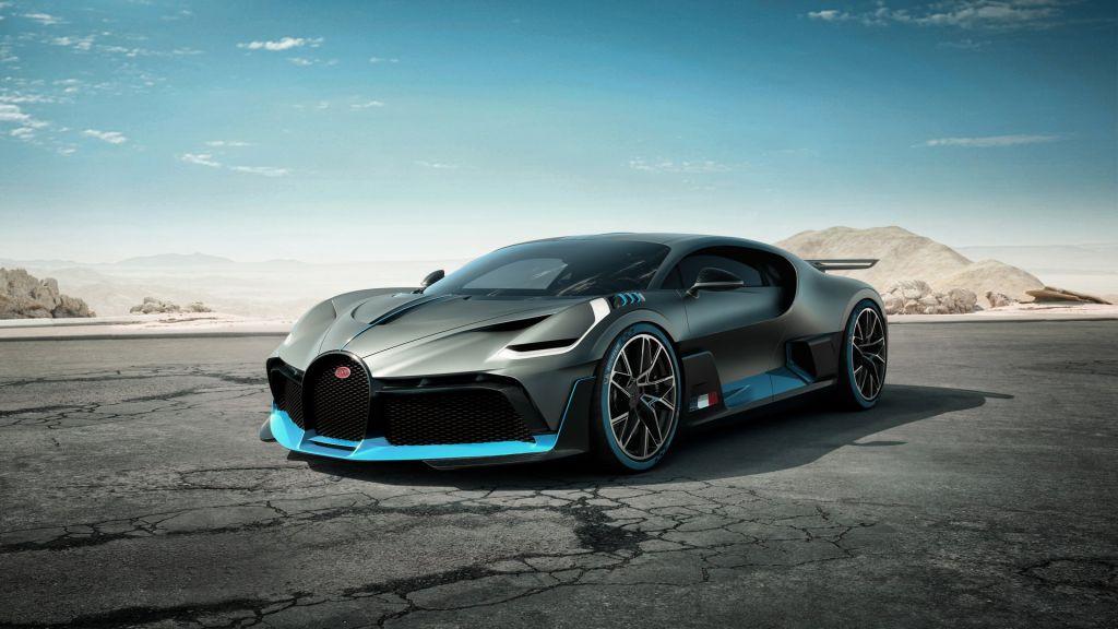 Bugatti Divo 07