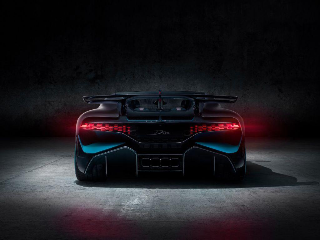 Bugatti Divo 09
