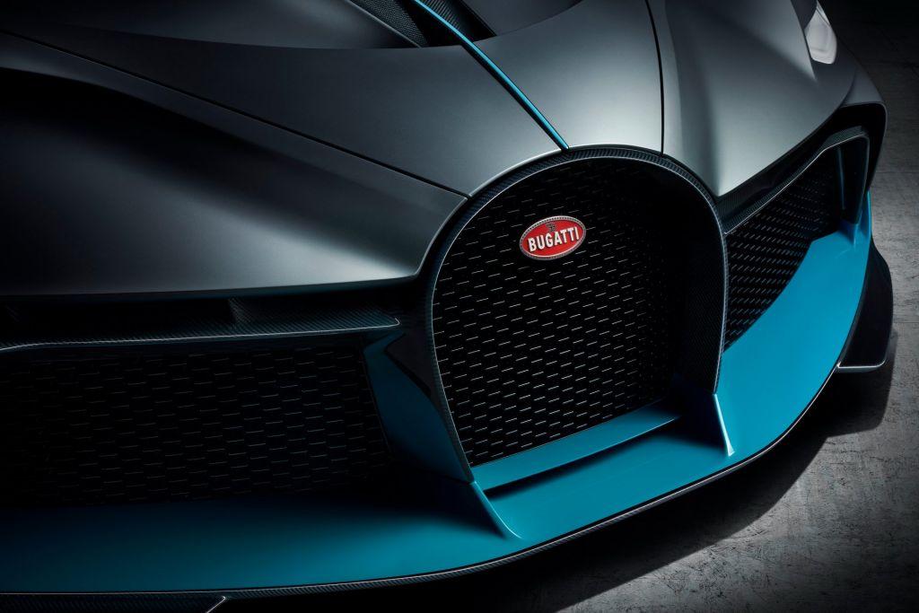 Bugatti Divo 10