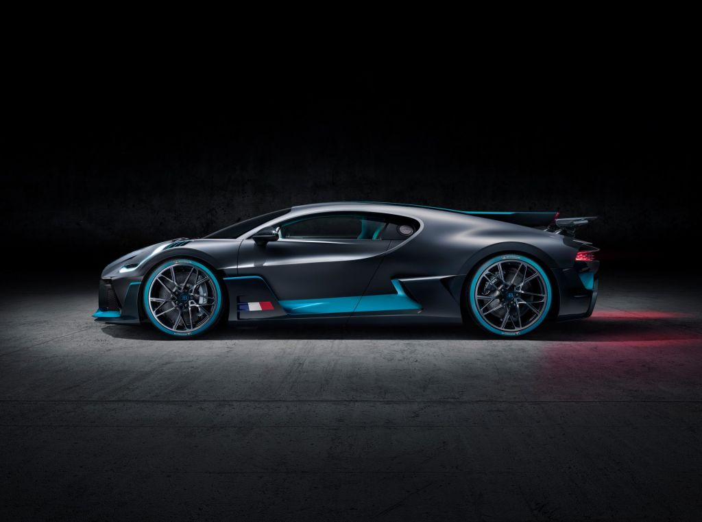 Bugatti Divo 12