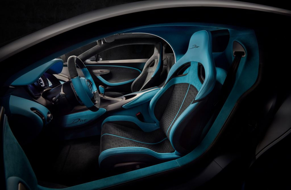 Bugatti Divo 21