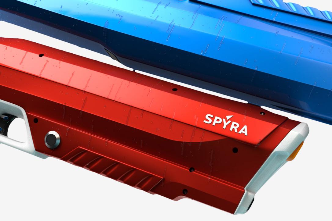 De Spyra One is een waterpistool voor grote jongens 01