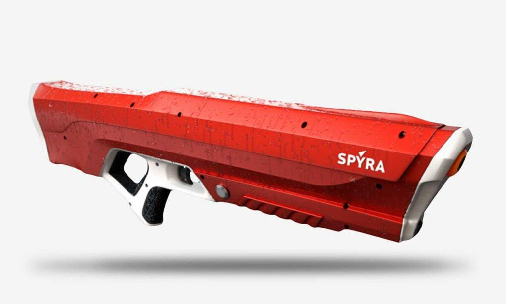 De Spyra One is een waterpistool voor grote jongens