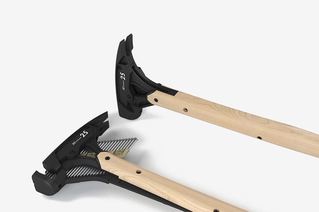 Dit hybride spijker hamerpistool is de oplossing voor kapotgeslagen vingers 02