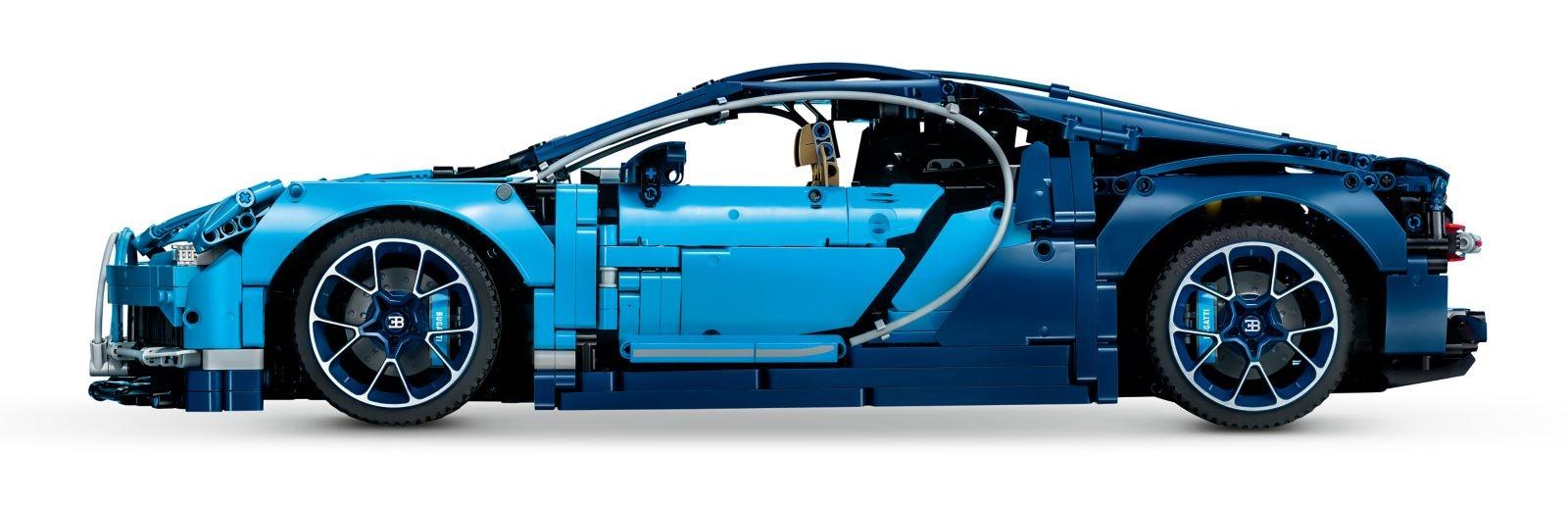 Voor nog geen 400 euro is deze Bugatti Chiron van jou 03