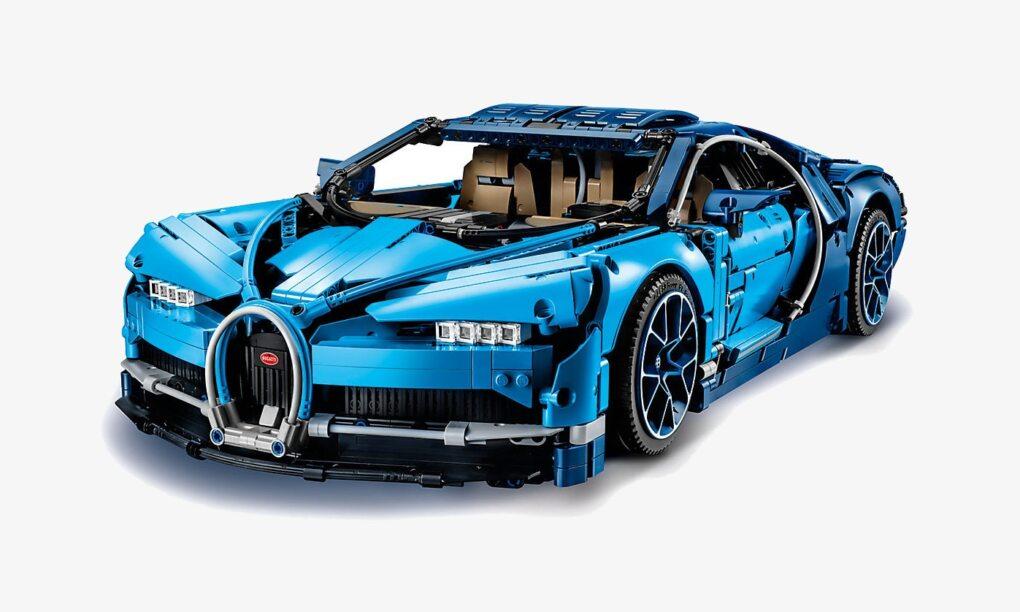 Voor nog geen 400 euro is deze Bugatti Chiron van jou