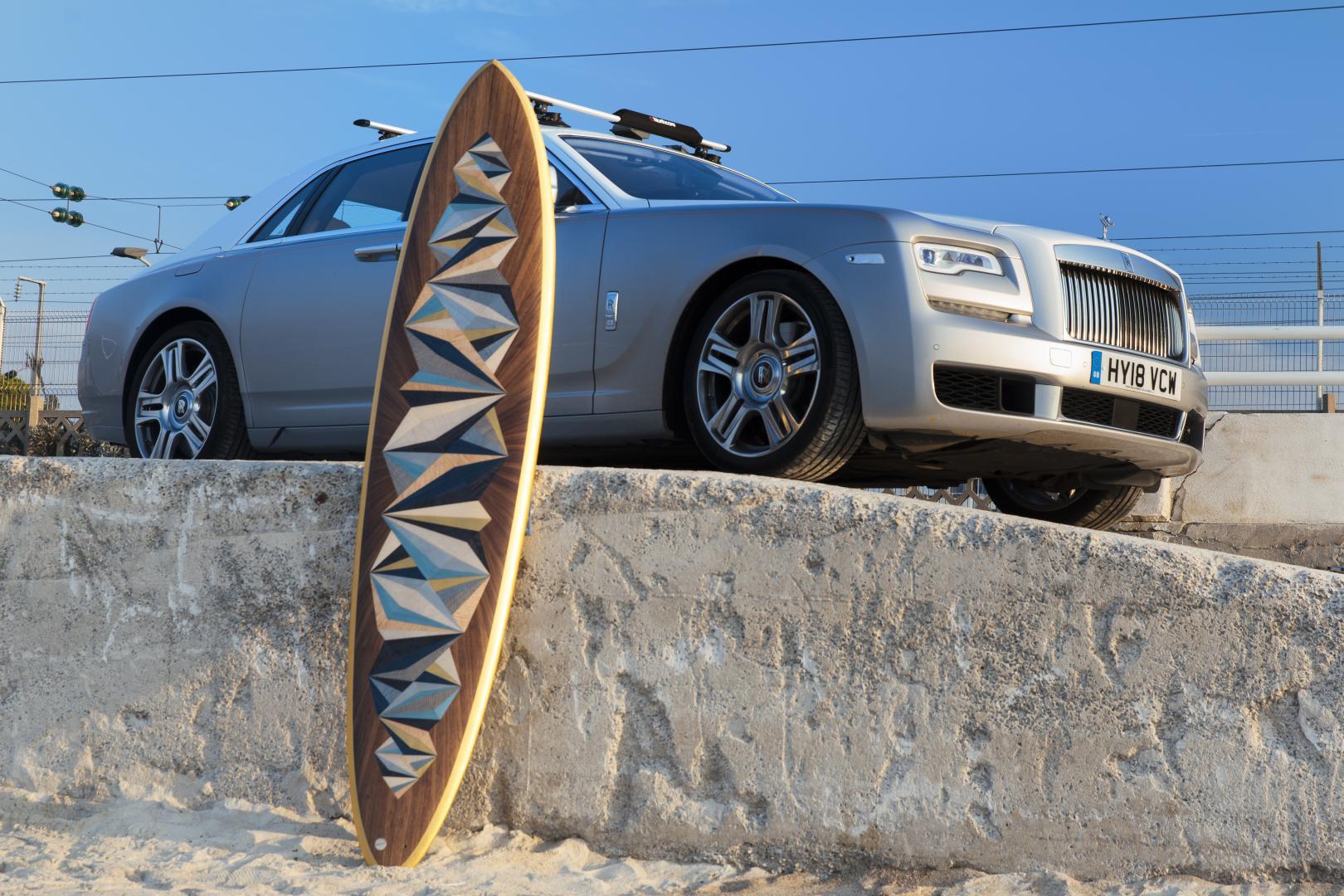 surfplank van rolls royce 1
