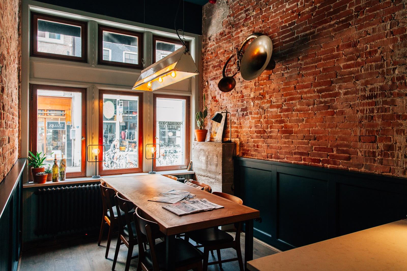 De Kluis nieuw restaurant in Haarlemmerstraat 03 1