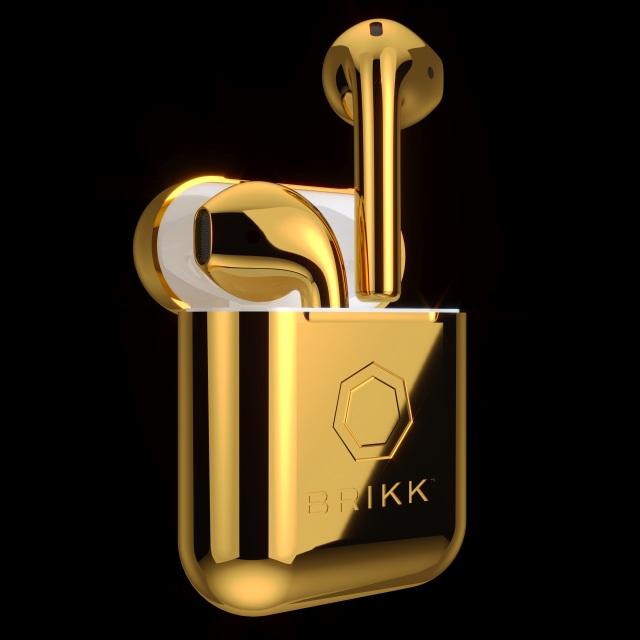 Deze 24 karaats gouden airpods kosten een kleine 10.000 euro 01