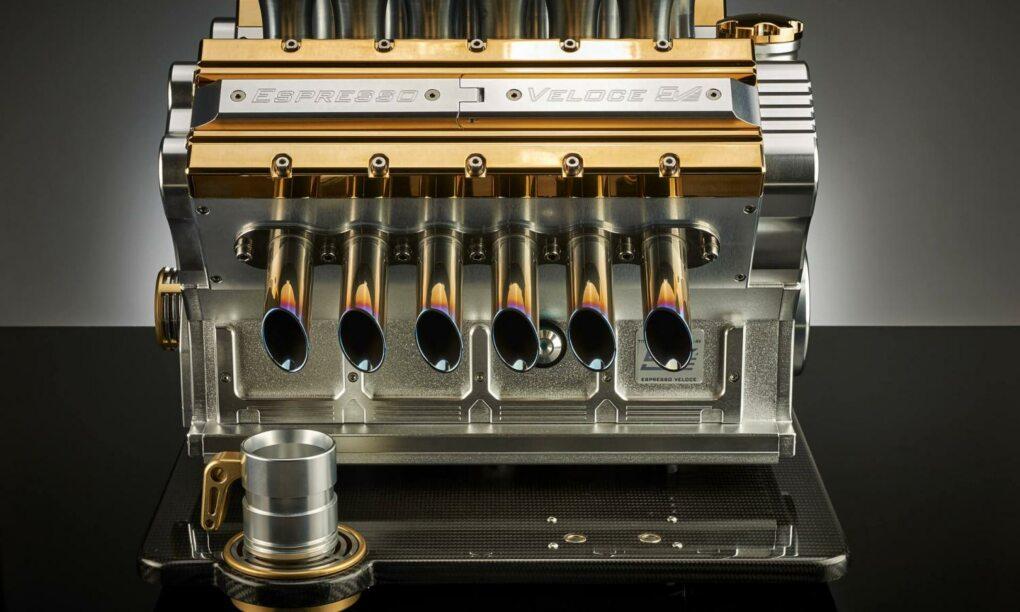 Dit Formule 1 koffiezetapparaat is de droom van elke man 01