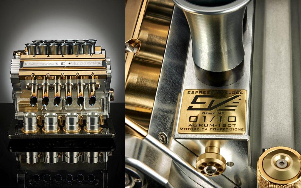 Dit Formule 1 koffiezetapparaat is de droom van elke man 02