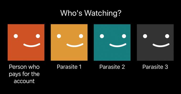 Is het delen van Netflix accounts verleden tijd 01