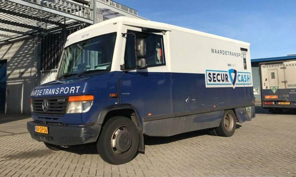 Voor slechts 1500 euro koop jij een gepantserde geldwagen