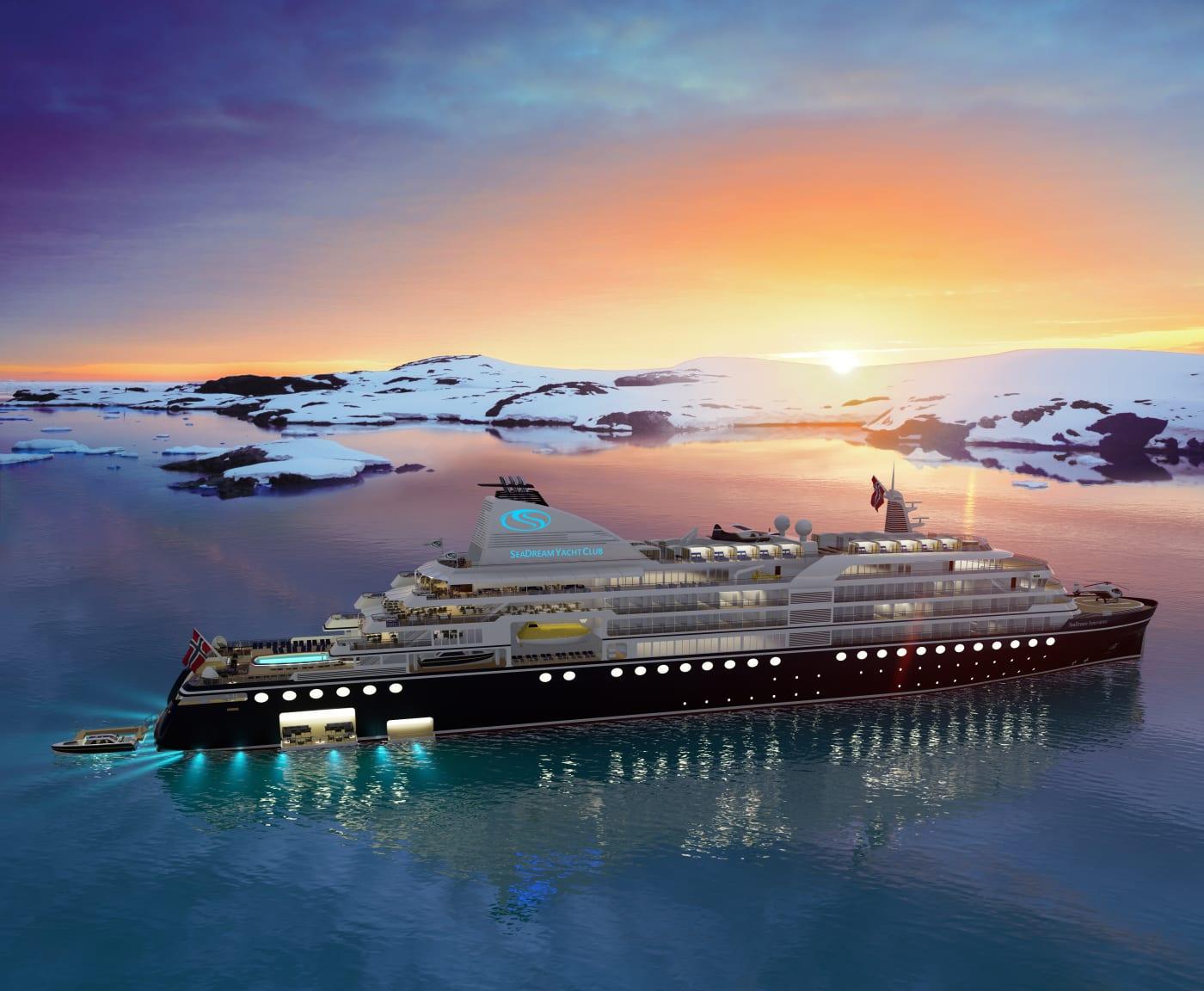 Met dit brute jacht van SeaDream Innovation cruise je stijlvol naar Antartica 5