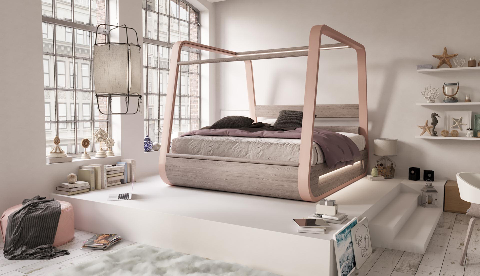 Dit bed is de grote droom van elke film en game liefhebber5