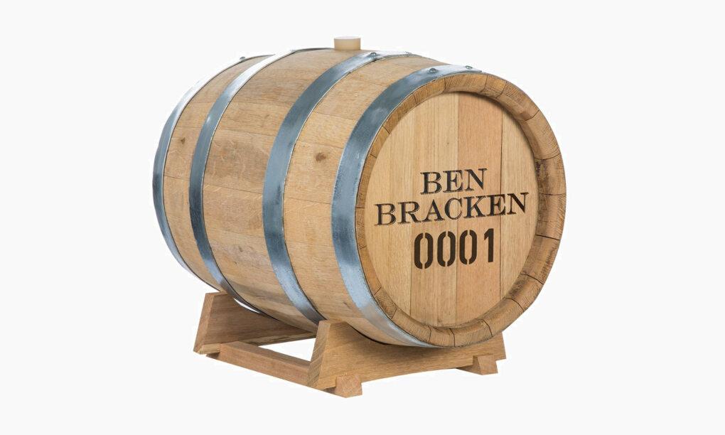Lidl whiskyvat 30 liter