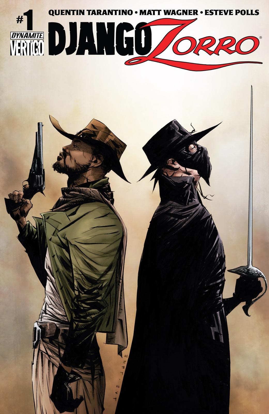 Quentin Tarantino Django Zorro film