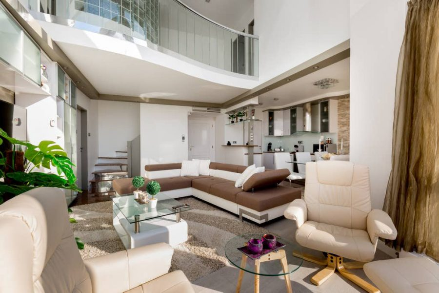 Voor maar €96 per nacht zit jij in deze bizar dikke Airbnb villa in Boedapest3