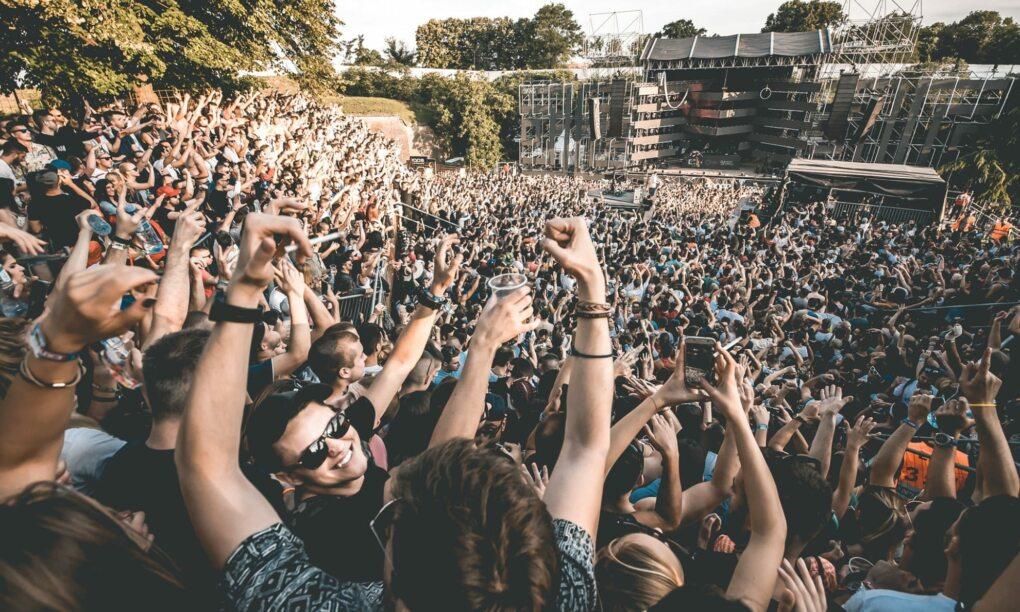 Festivals zijn topsport zoveel calorieën verbrand je tijdens een festival