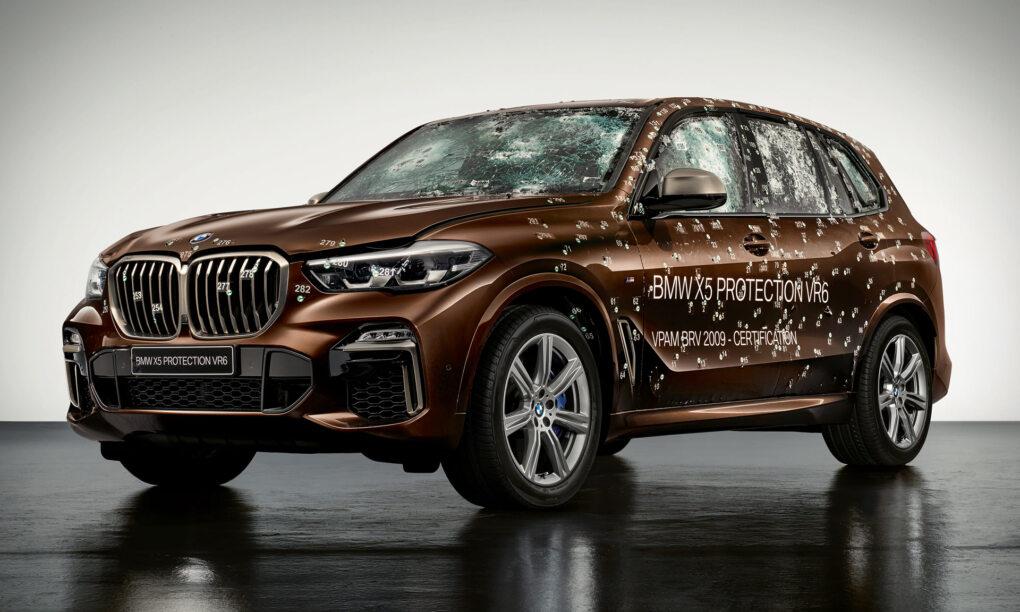 Deze BMW X5 is de ultieme oplossing voor iedereen met vijanden