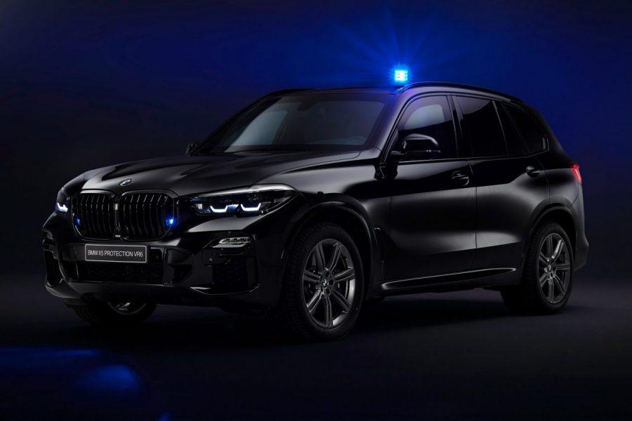 Deze BMW X5 is de ultieme oplossing voor iedereen met vijanden 1