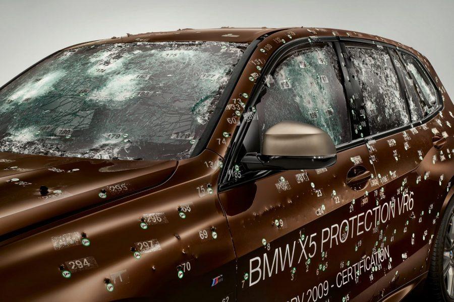 Deze BMW X5 is de ultieme oplossing voor iedereen met vijanden 2