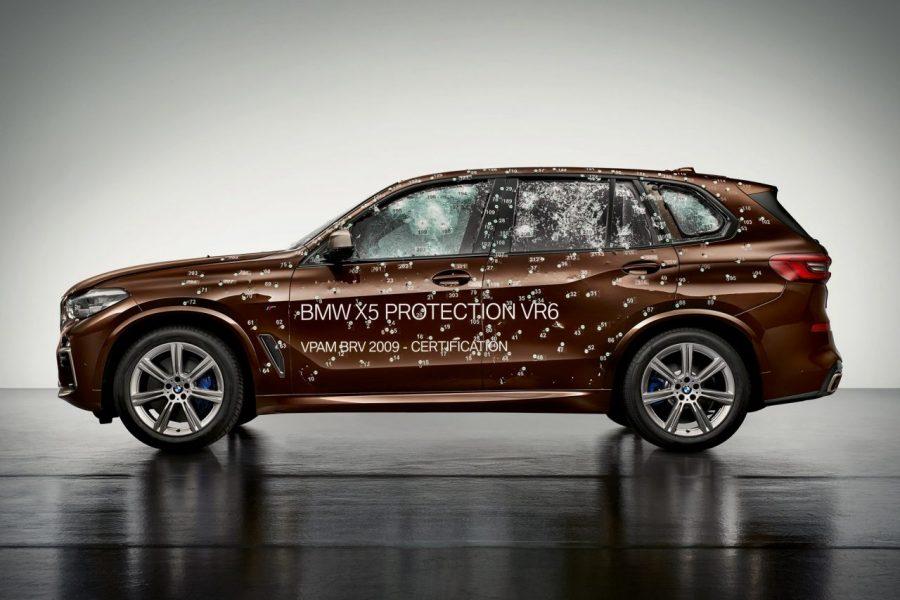 Deze BMW X5 is de ultieme oplossing voor iedereen met vijanden 3
