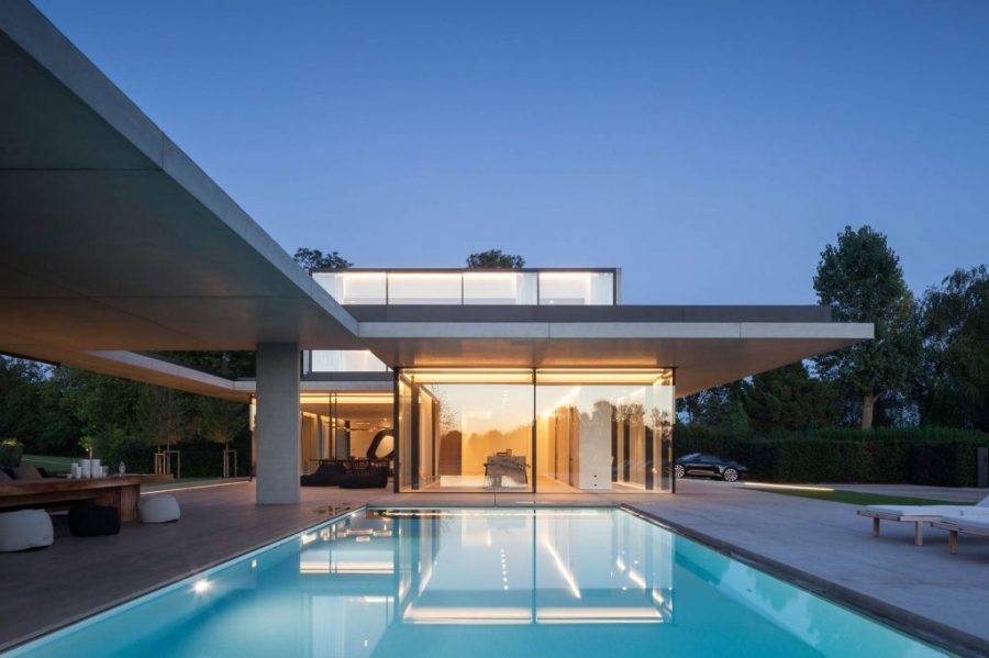 Deze Belgische super villa is ultieme luxe in het kwadraat 2