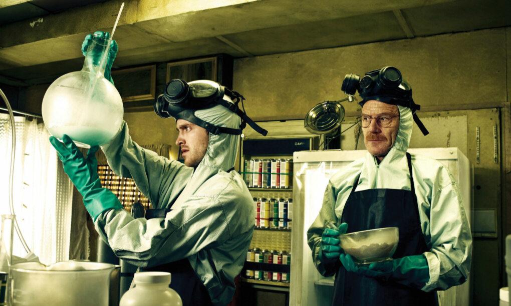 Dit zijn de eerste beelden van de komende Breaking Bad film