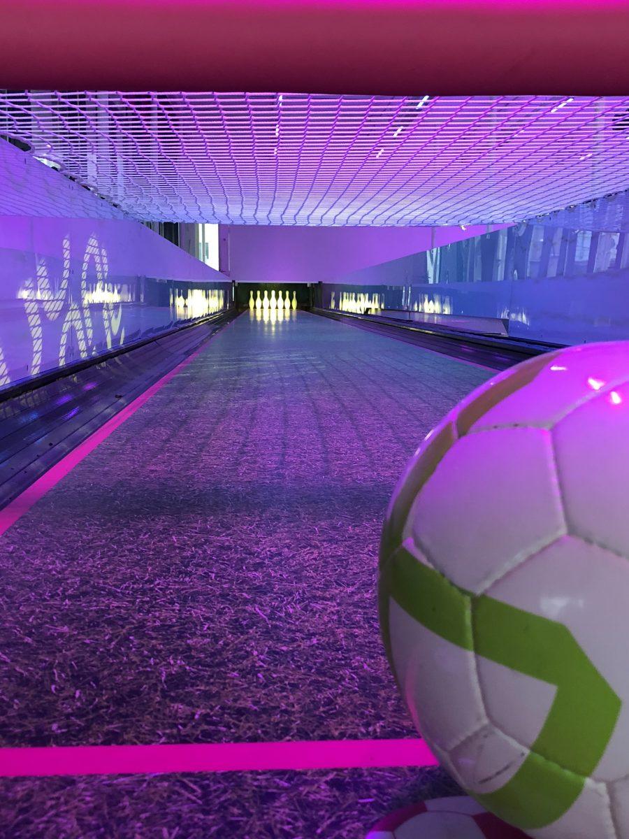 Het perfecte volgende teamuitje Football Bowling bij Powerzone1