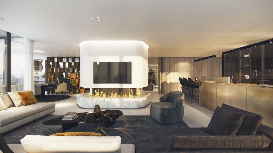 Nu te koop Dit luxe appartement naast het Vondelpark is de ultieme droom4