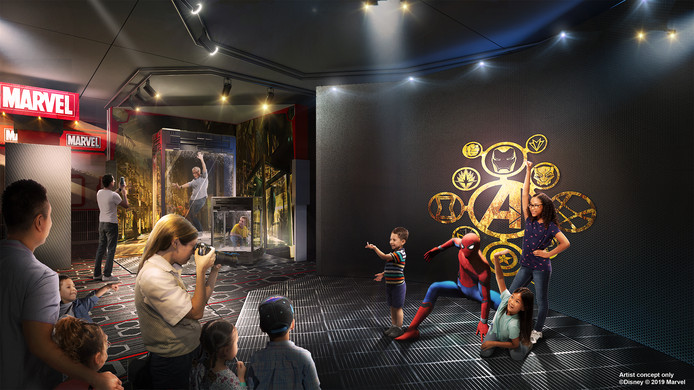 Disneylands nieuwe hotel heeft de perfect kamers voor echte Marvel fans3