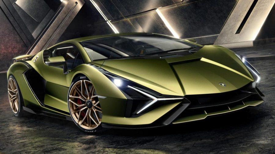Dit is de snelste én krachtigste Lamborghini ooit gemaakt de Lamborghini Siån3