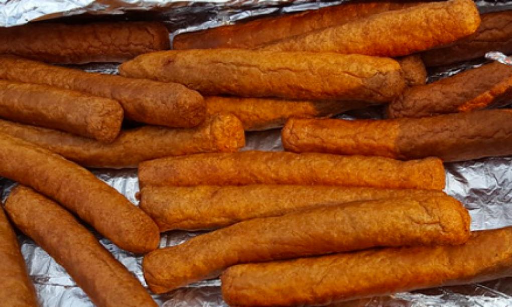 Je kunt nu 1000 euro winnen met het kampioenschap frikandellen eten
