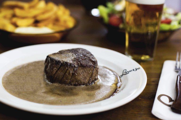 de lekkerste beste biefstuk steak nederland loetje