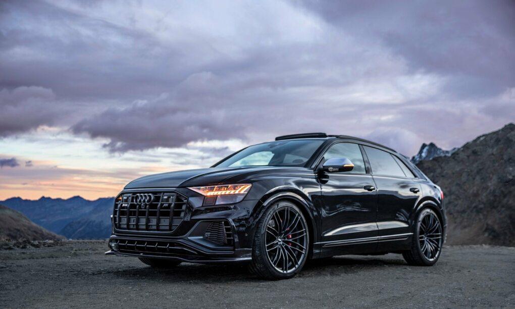 ABT stopt 520pk en 970 Nm koppel in Audi SQ8 1