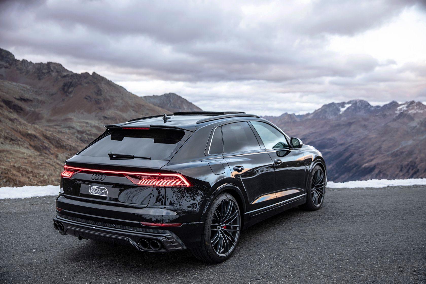 ABT stopt 520pk en 970 Nm koppel in Audi SQ8 2