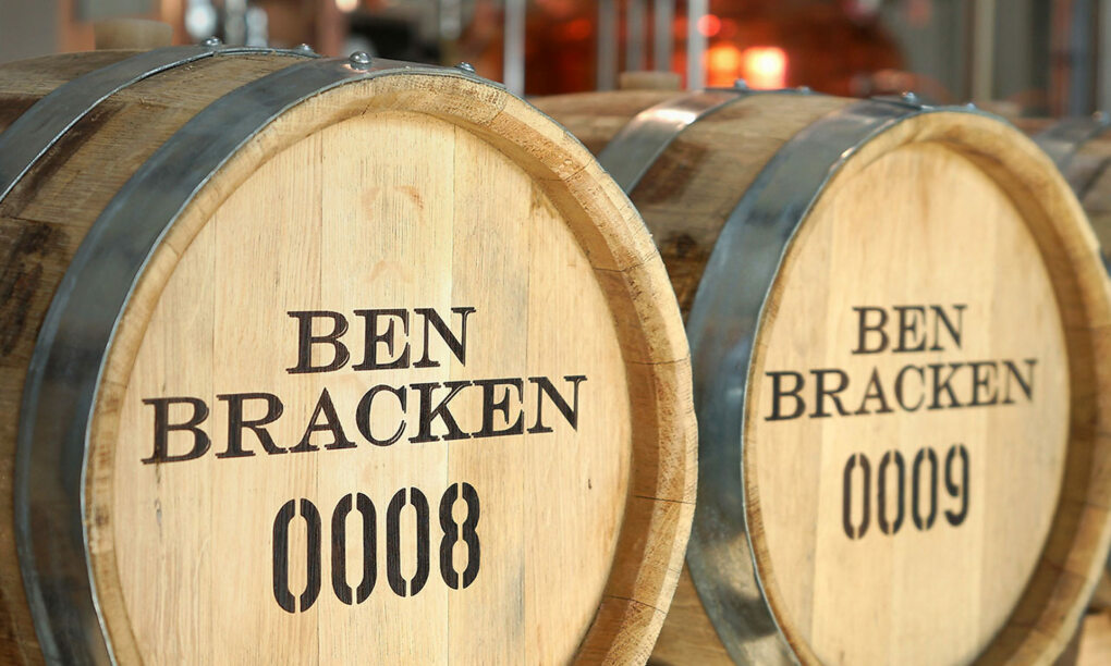 Bij de Lidl verkopen ze nu eikenhouten whiskeyvaten van 30 liter